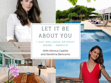 Selling: One-day Wellness Retreat