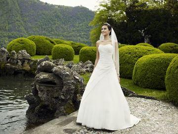 Ilmoitus: Wedding Dress Hääpuku, Size Koko 46-52 Lilly Bridalgown