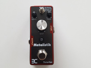 Renting out: Eno EX-Amp TC-11  Metalistik Distortion