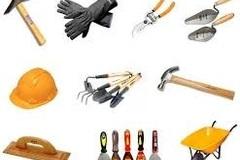 En alquiler: HERRAMIENTAS DE MANO PARA LA CONSTRUCCION