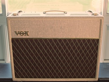 Renting out: VOX AC30HW2X