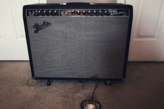 Renting out: Fender Twin Reverb Reissue