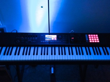 Renting out: Roland FA-08