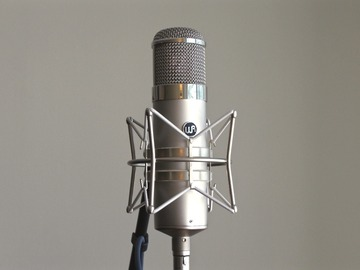 Renting out: Warm Audio WA47 Tube Condenser