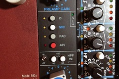 Renting out: CAPI Vp 28 500 Series Preamp