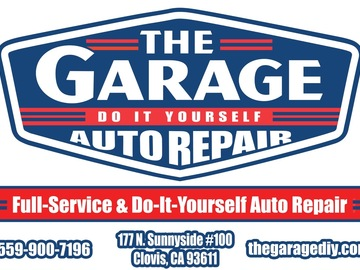 Hourly: The Garage Do It Yourself Auto Repair