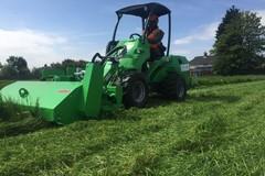 Daily Equipment Rental: Avant 745 Multi-Function Loader/Forklift/ Shear w/operator