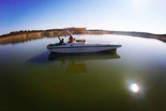 Rent per hour: 100% Electro-solar boat in Alentejo!