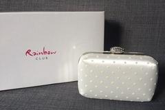 Ilmoitus: Rainbow Club: Vintagehenkinen kotelolaukku