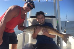Offering: Inshore Fishing, Harbor Tours, Dolphin Tours -Charleston, SC