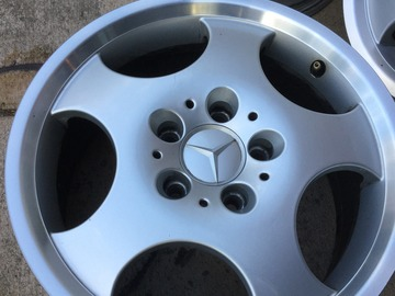 "Selling: 3 MERCEDES 16"" WHEELS -- FITS MERCEDES E CLASS. BUY 1-2 or 3"
