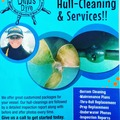 Offering: Boat hull cleaning - Huntington Beach, CA