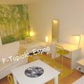 Annetaan vuokralle: Cozy, fully furnished 33m² studio near Aalto University 1.6-