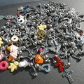 Bulk Lot: 300 Pc BODY JEWELRY Navel, Belly Rings, MSRP Retail @$10 ea