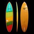 For Sale: Channel Islands Al Merrick MSF Single-Fin Surfboard