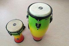 Myydään: Meinl Percussion set ( Conga + Djembe )