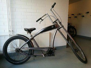 Myydään: Felt Fantom Chopper Bicycle