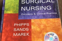 For Sale: Medical surgical nursing concepts & Clinical Practice