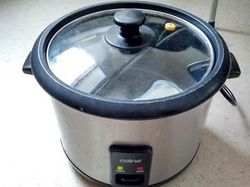 Myydään: Rice cooker