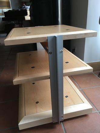 Used finite elemente pagode hifi racks for sale for Fenite elemente