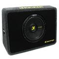 """Sell: Kicker TCompS 40TCWS104 10"""" 600 Watt Car/Truck Thin Mount"""
