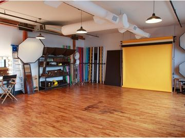 Renting out with Per Hour Availability Calendar: Test Photography Studio for Rent in NYC.
