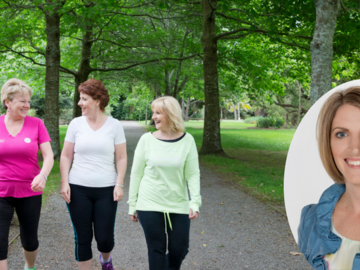 Services: Get Fit Feel Fabulous - 12 week online course