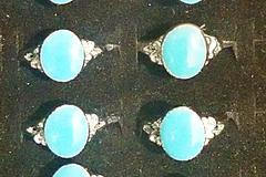 Sell: (300) Turquoise Rings -  HIGHLY PROFITABLE for RETAIL