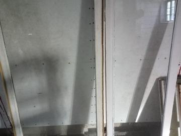 Ilmoitus: Myydään vanhoja ikkunanpokia