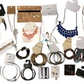 Liquidation Lot:  Overstock Jewelry Lots 100 pieces