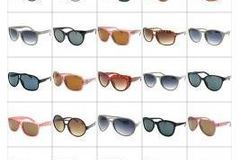 Sell: 300 GEORGIO CAPONI SUNGLASSES, VALUE $2,997