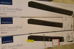 Sell: Insignia 2.0-Channel Soundbar with Digital Amplifier