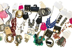 Sell: 488 Pieces Overstock Jewelry Lots