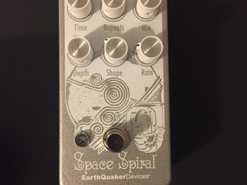 Renting out: Earthquaker Devices Space Spiral Delay