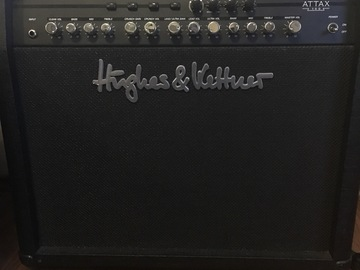 Renting out: Hughes & Ketnner Attax 100 Combo