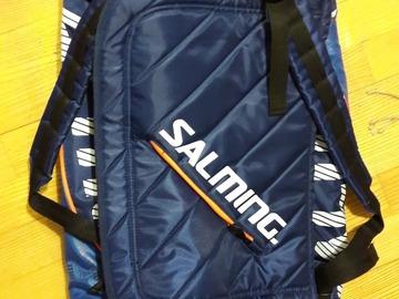 Myydään: Brand new Salming pro tour duffel bag 65L