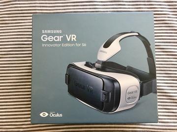 Myydään: Samsung Gear VR for S6