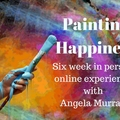 Services: Painting Happiness 6 Week Online Experience