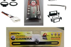 Sell: Metra Car Audio Accessories - Backup Cameras, Mount, Harness