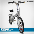 Daily Rate: Electric Bike - Folding