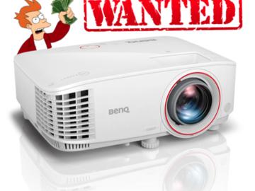Tarvitaan: Looking for Projector/Projektori