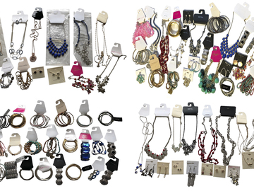 Sell: 400 pieces Kohl's Store jewelry lots over $7,000.00 retail