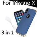 Sell: 29 X Ultra Thin  3 in 1 Back Case Cover for iPhone X