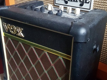 Renting out: Vox MINI5 Rhythm