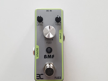 Renting out: Eno EX-Amp TC-18 BMF Fuzz