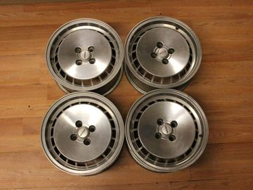 Selling: 15x7 | 4x100 | Ronal Phase One Turbos wheels for sale