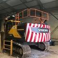 Daily Equipment Rental: Volvo EC300E Tracked Excavator