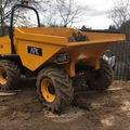 Daily Equipment Rental: JCB 6 Tonne FT Dumper