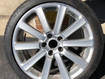 Selling: 18x7.5 | 5x112 | OEM VW MKV R32 Omanyt Speedline