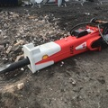 Daily Equipment Rental: Rammer BR2577 22t-30t Hydraulic Breaker